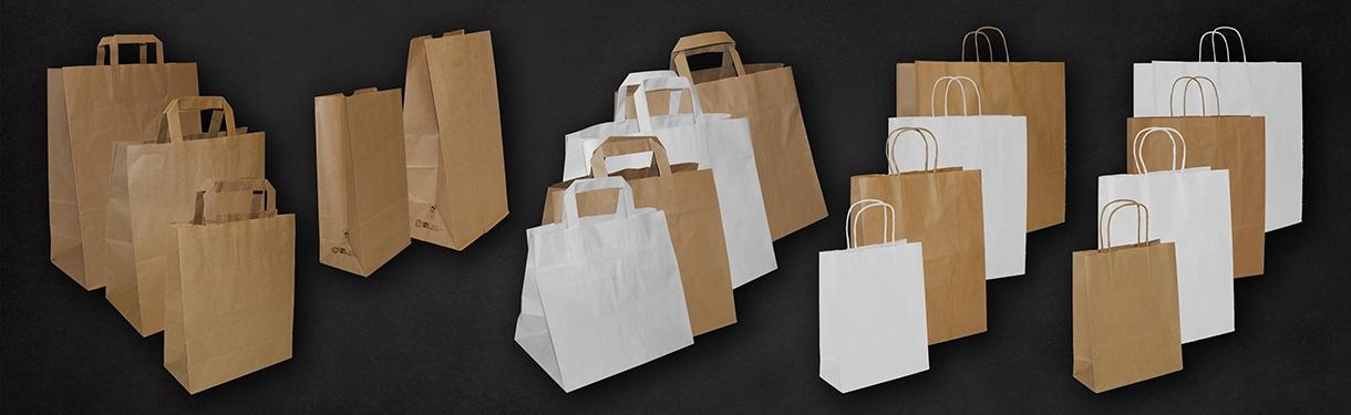 Sacs en papier pour professionnel et particulier - Ateliers Porraz