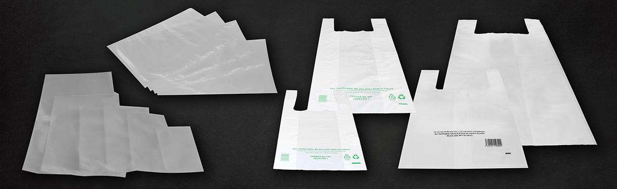 Sacs en plastique pour professionnel et particulier - Ateliers Porraz