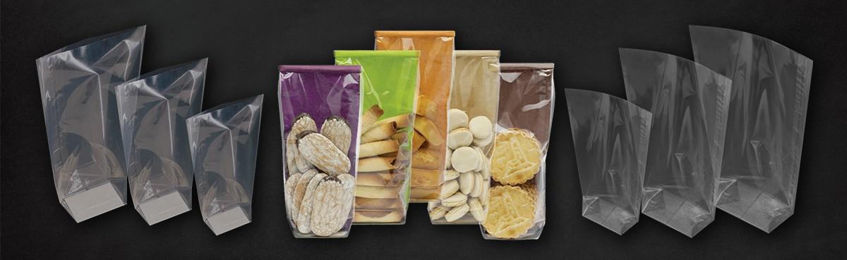 Sacs,sachets confiserie (Bonbon, chocolat, biscuit) - Ateliers Porraz
