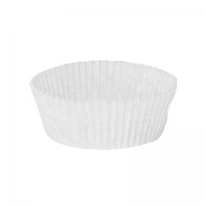 Caissette plissée blanche N°1207 / Par 1000