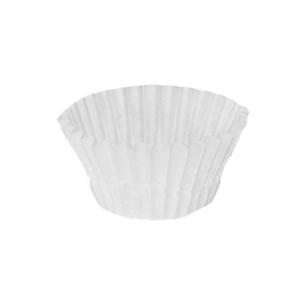 Caissette plissée blanche N°5 / Par 1000