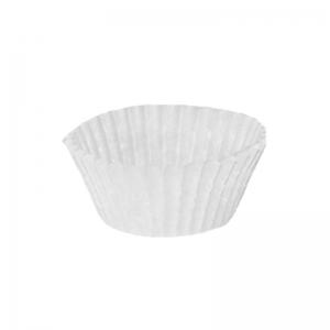 Caissette plissée blanche N°6 / Par 1000