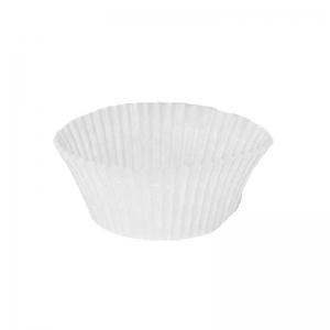 Caissette plissée blanche N°10 / Par 1000