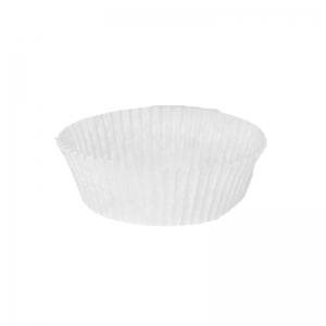 Caissette plissée blanche N°1201 / Par 1000