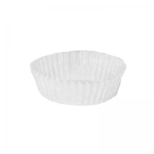 Caissette plissée blanche N°1203 / Par 1000