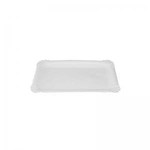 Plateau carton blanc (20x13cm) / Par 250