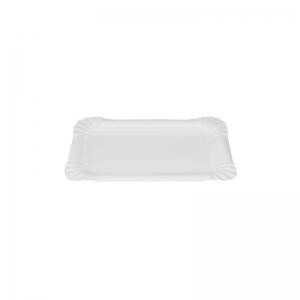 Plateau carton blanc (17x11cm) / Par 250