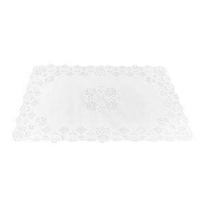 Dentelle rectangle ingraissable (30x40cm) / Par 250