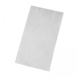 Sac croissant kraft blanc 14x7x27cm / Par 2000