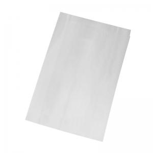 Sac croissant kraft blanc 18x6x29cm / Par 1500