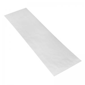 Sac à pain kraft blanc (10x5x39cm)