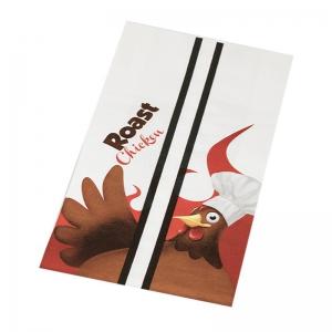 """Sac à poulet """"Standard"""" (18x6,5x35,5cm) / Par 500"""