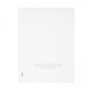 Sac liasse transparent (35x50cm) / Par 800
