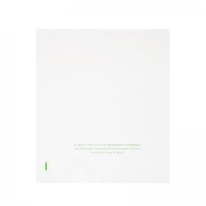 Sac liasse transparent (30x35cm) / Par 1400