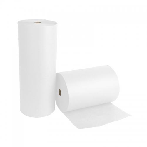 Papier thermo-soudable blanc (50g/m2) Rouleau de 50cm de 10kg