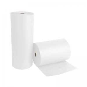 Papier Alaska blanc (45g/m2) Rouleau en 35mc de 8kg