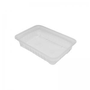 """Barquette plastique scellable (730ml) """"CLTP750"""" / Par 140"""