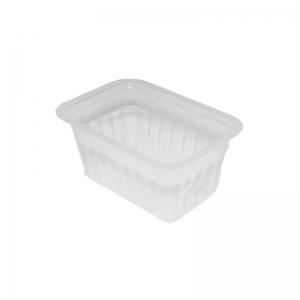 """Barquette plastique scellable (500ml) """"CLTP500"""" / Par 100"""