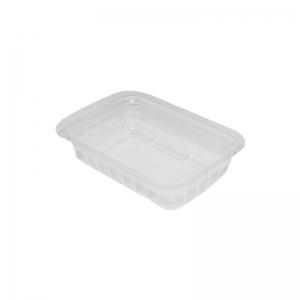"""Barquette plastique scellable (250ml) """"CLTP250"""" / Par 100"""