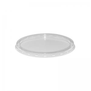 """Couvercle rentrant pour pot """"Tusipack diamètre 117mm"""" / Par 50"""