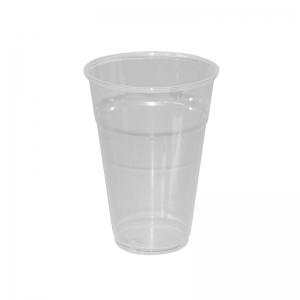 Gobelet plastique 40cl transparent / Par 80