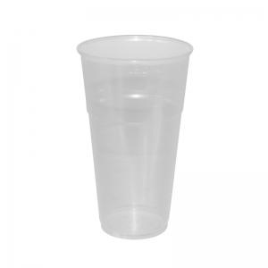 Gobelet plastique 50cl transparent / Par 75