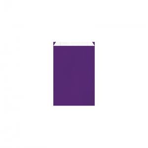 Pochette cadeau violette (11x17cm) / Par 250