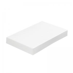 Boite blanche pour plateau traiteur (28x42x6cm) / Par 25
