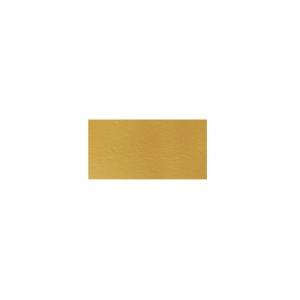 Semelle à buche carton or/noir 19x10cm