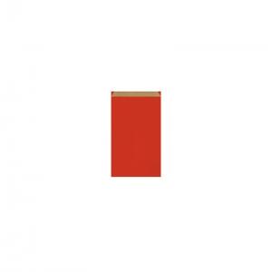 Pochette cadeau rouge (7x12cm) / Par 250