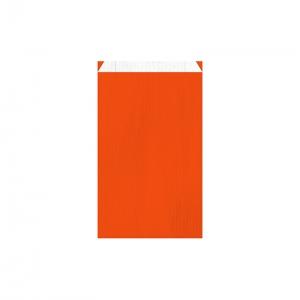 Pochette cadeau orange (16x8x27cm) / Par 250