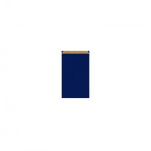 Pochette cadeau bleue (7x12cm) / Par 250