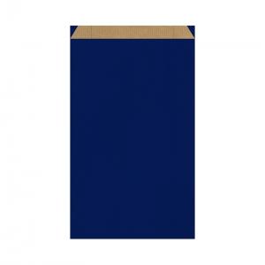 Pochette cadeau bleue (24x7,5x41cm) / Par 250