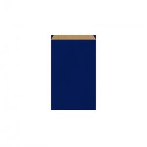 Pochette cadeau bleue (12x4,5x20cm) / Par 250