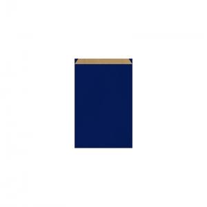 Pochette cadeau bleue (11x17cm) / Par 250