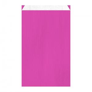 Pochette cadeau rose (27x7x45cm) / Par 250