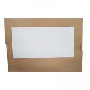 Enveloppe blanche (110x220mm) / Par 500