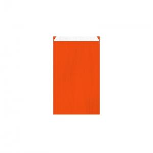 Pochette cadeau orange (12x4,5x20cm) / Par 250