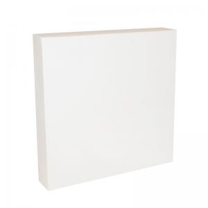 Boîte à gâteau carton blanc, 20x5cm / Par 50
