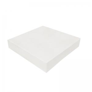 Boîte à gâteau carton blanc 29x5cm / Par 50