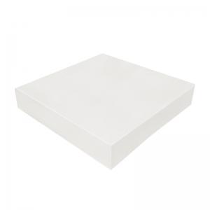 Boîte à gâteau carton blanc 32x5cm / Par 50