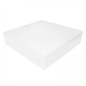 Boîte à gâteau carton blanc 32x8cm / Par 50